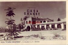 "HOTEL ""CASA GRANDE"", C. VALLES, S.L.P., MEXICO"