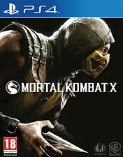 Mortal KOMBAT X | Playstation 4 PS4