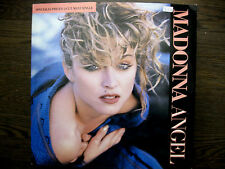 "MADONNA~ANGEL (EXTENDED DANCE MIX) / INTO THE GROOVE~PHOTO COVER 12"" *NEAR MINT*"