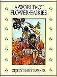 The World of Flower Fairies Barker, Cicely Mary Hardcover