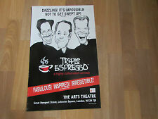 TRIPLE  Expresso  Highly Caffeinated Comedy  ARTS  Theatre Original Poster