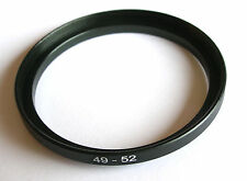 STEP UP ADAPTER 49MM-52MM STEPPING RING 49 TO 52MM 49-52 STEP UP RING