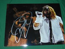 Mick Foley Autographed 8x10 Photo Pose 3
