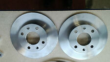 "Mk1 Mk2 Escort 13"" English or Atlas axle brake discs, RS race rally BR129"