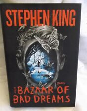 The Bazaar of Bad Dreams Stephen King 2015 NEW hardcover with jacket
