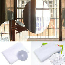 1xAnti Mosquito Fly Bug Door Window Screen Mesh Curtain Practical Protector Net