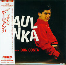 PAUL ANKA-S/T-JAPAN MINI LP CD BONUS TRACK C94