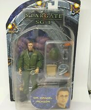 2006 DIAMOND SELECT STARGATE SG-1 SERIES 1 DR. DANIEL JACKSON FIGURE SET NEW