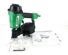 "SPEEDAIRE Roofing Roof Nailer Nail Gun 3/4"" to 1-3/4"" Pneumatic Air Coil 3EVP7 Z"