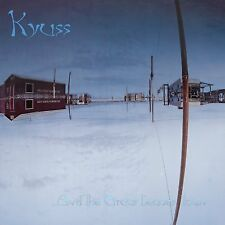 KYUSS : AND THE CIRCUS LEAVES TOWN  (LP Vinyl) sealed