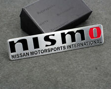 Auto Car Nismo Badge Emblem Decal Sticker for Nissan Tiida Teana GTR GTR 350Z