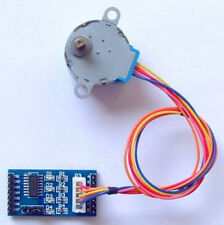 ULN2003 Stepper Motor Board +DC 5V Stepper Motor Board 4-phase 5-line Blau