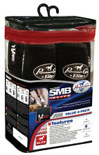 Professional's Choice VenTECH Elite 4 Pack BLACK L Large SMB Sport Medicine Boot