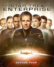 Star Trek: Enterprise - The Complete Fourth Season (Blu-ray Disc, 2014,...