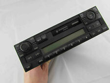 VW Passat Golf Bora Polo 97-98 VERDE LCD Cassette Radio Head Unit 1j0035186b