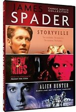 James Spader Triple Feature: New Kids / Storyville DVD