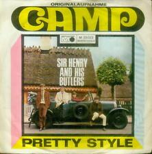 """7"""" Sir Henry & His Butlers/Gamp (D)"""