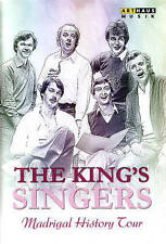 The King's Singers: Madrigal History Tour New DVD