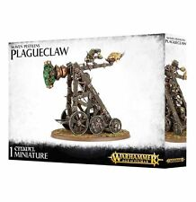 SKAVEN PESTILENS PLAGUECLAW - WARHAMMER AGE OF SIGMAR - GAMES WORKSHOP