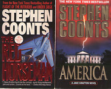 Complete Set Series - Lot of 11 Jake Grafton books by Stephen Coonts (Fiction)