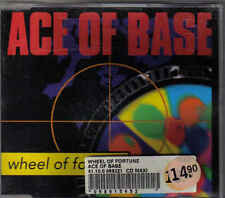 Ace Of Base-Wheel Of fortune cd maxi single