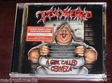 Tankard: A Girl Called Cerveza CD 2012 Nuclear Blast USA Records 2917-2 NEW
