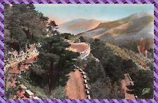 tarjeta postal PIERA - CAVA los serpenteo de la camino del col del'Olmo
