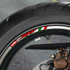 APRILIA SXV WHEEL RIM STICKERS - 450 550 5.5  B