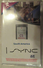 C5 SOUTH AMERICA Brazil,Argentina,Colombia Ford Lincoln Navigation SD CARD SYNC