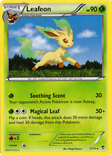 4X Pokemon Furious Fists Leafeon 7/111 Rare Card
