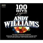 Andy Williams - 100 Hits Legends (2009  5 cds sealed )