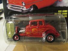Racing Champions Hot Rod Magazine '32 Ford Highboy Red w/ RR