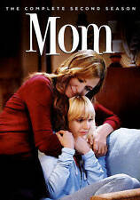 Mom (Anna Faris) ~ Complete 2nd Second Season 2 Two ~ BRAND NEW 3-DISC DVD SET