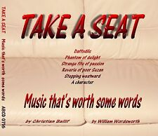 TAKE A SEAT  : Music that's worth some words