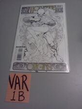 MARVEL Wolverine #5 Art Nouveau Sketch Variant Edition NEW FREE SHIP US