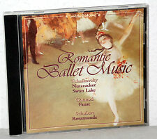 CD ROMANTIC BALLET MUSIC - London Symphony Orch. / Alfred Scholz u.a.