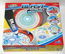 Rose Art Blast Effects Design Station – NEW IN PACKAGE  - Art, Stencil, Markers