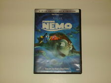 WALT DISNEYS PIXAR FILM FINDING NEMO 2 DISC COLLECTOR'S EDITION DVD MOVIE DORY