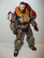 Halo Reach Series 2 **UNHELMETED JORGE** McFarlane Figure Loose!!!!!!!!
