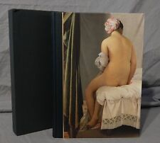 Kenneth Clark. THE NUDE. A Study in Ideal Form. Lovely Folio Society Volume!