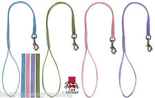 4-Pet Dog Cat Grooming Fashion NYLON PASTEL COLOR LOOP Table Arm Restraint Noose