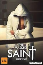 Masked Saint, The (DVD, 2017) (Region 4) Aussie Release