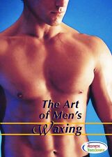 Full Body Waxing For Men Spa & Skin Care Video On DVD