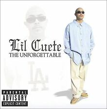 LIL CUETE-Unforgettable,The CD NEW