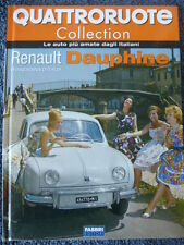 rare book RENAULT DAUPHINE 850  - 50 pages hard cover