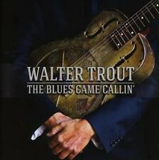 The Blues Came Callin von Walter Trout (2014)  CD