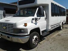 2009 chevrolet c5500 shuttle bus/limo/party/wedding bus