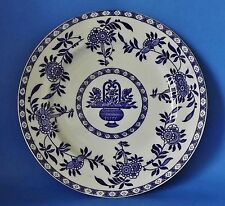 WOODS WARE DELPH 9 INCH PLATE