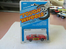 1979 Kidco Tough Wheels RED Chevrolet CAMARO Z-28 Muscle Car #152-2 S=1:60 NOC