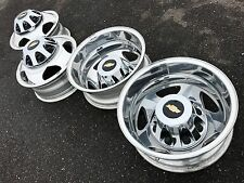 "17"" CHEVROLET SILVERADO CHEVY DUALLY DRW 3500 OEM FACTORY STOCK WHEELS RIMS LTZ"